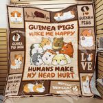 Guinea Pig Blanket NOV1601 67O50