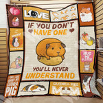 Guinea Pig Blanket NOV1602 70O31