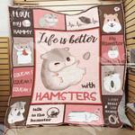 Hamster Blanket NOV1902 77O58