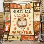 Hamster Blanket NOV2002 77O42