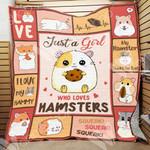 Hamster Blanket NOV1901 78O58