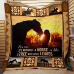 Horse J2204 83O34 Blanket