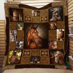Horse D0802 81O34 Blanket