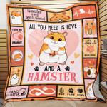 Hamster Blanket NOV2001 77O42