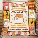 Hamster Blanket NOV1901 78O53