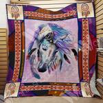 Horse D1002 83O32 Blanket