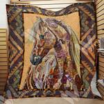 Horse D0810 81O31 Blanket