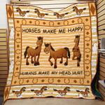 Horse F1201 85O35 Blanket