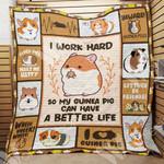 Guinea Pig Blanket NOV1402 69O39