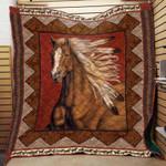 Horse D0504 81O34 Blanket