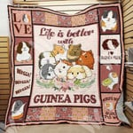 Guinea Pig Blanket NOV1603 70O49