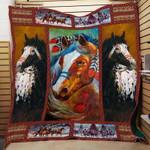 Horse #1109-5 MT-VT Blanket
