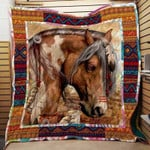 Horse Collection #1102-7 Blanket