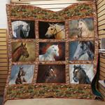 Horse #1110-7 MT-VT Blanket