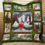Horse #1116-2 BN-VT Blanket