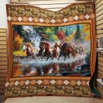 Horse J2201 83O39 Blanket