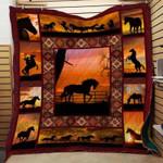 Horse #1107-19 Blanket