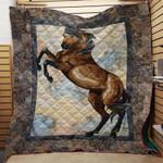 Horse D0809 81O35 Blanket
