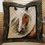 Horse D0808 81O35 Blanket