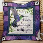 Hummingbird Blanket JL2303 81O34