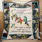 Hummingbird Blanket JL1301 83O43