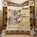 Lion Blanket SEP0502 82O57