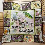 Hummingbird Blanket JL1303 85O47