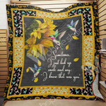 Hummingbird Blanket JL1501 95O36