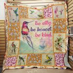Hummingbird Blanket JL1301 90O31
