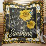 Hummingbird Sunflower Blanket JL1203 83O35