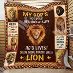 Lion Blanket SEP0601 97O49