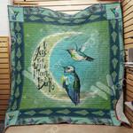 Hummingbird Blanket JL1703 82O35