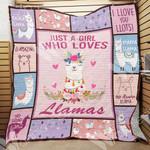 Llama Blanket NOV3004 81O49
