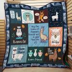 Llama J1504 81O35 Blanket