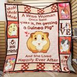Guinea Pig Blanket NOV1601 70O51
