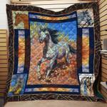 Horse D1302 85O34 Blanket