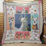 Llama J1507 82O10 Blanket