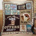 Otter A0102 83O36 Blanket