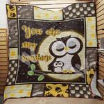 Owl Blanket JL2402 85O35