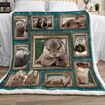 Otter Sherpa Blanket DCB2702 90O41