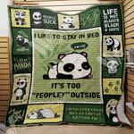 Panda Blanket AU3001 85O53