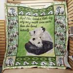 Panda Mom Blanket AU3002 95O35