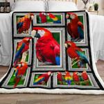 Parrot Sherpa Blanket JR1502 78O42