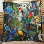 Parrot Blanket SEP1802 85O58
