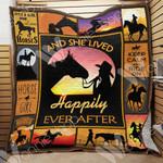 Horse Girl Blanket NOV1402 70O50