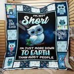 Owl Blanket DCB1101 95O41