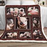 Pig Sherpa Blanket DCB2501 82O33