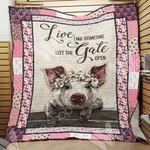 Farmer Pig Blanket SEP2101 85O57