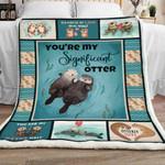 Otter Sherpa Blanket JR1702 85O33