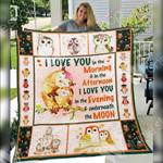Owl Blanket DCB2502 68O51